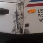 damage from shuttle bus accident in portland oregon