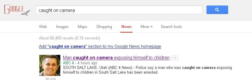 Google's crawl created a big legal error