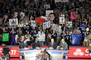 ESPN College Gameday visits Butler University