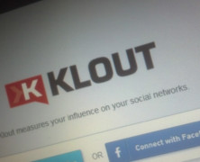 Learning Klout
