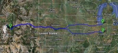 173 Miles